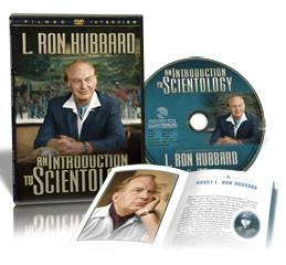Order An Introduction to Scientology Video On-line